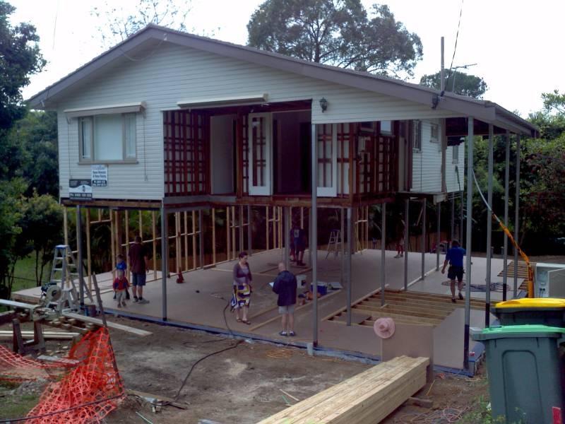 House Raising Project - Raise My House