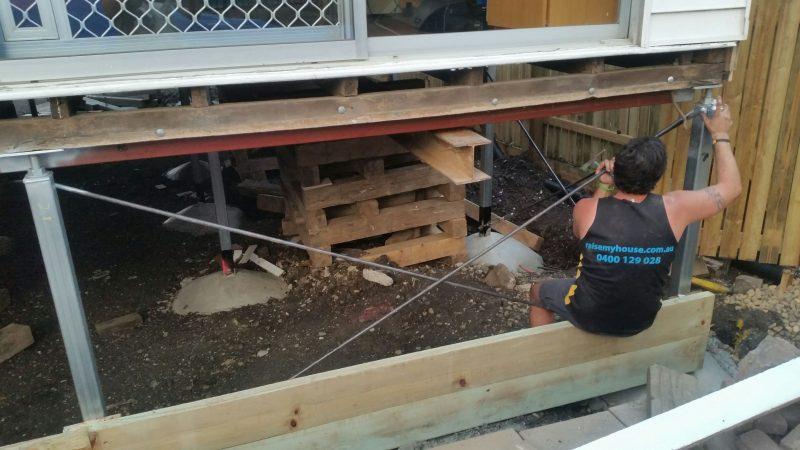 house bracing